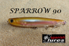 SPARROW 90 SPANISH LURES